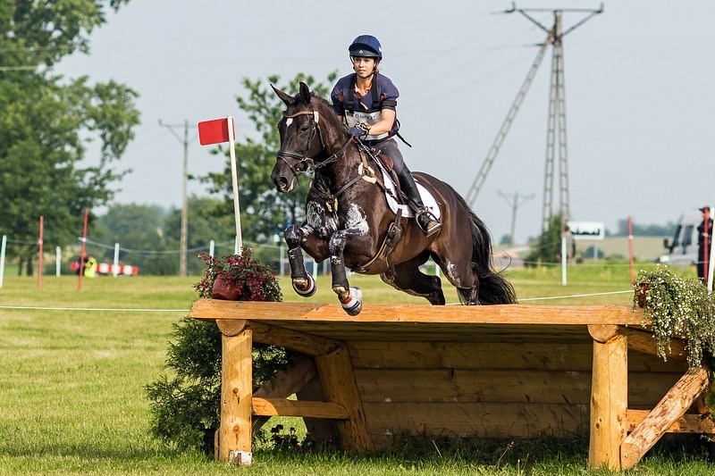 Britten domineren EK Young Riders Eventing in Strzegom