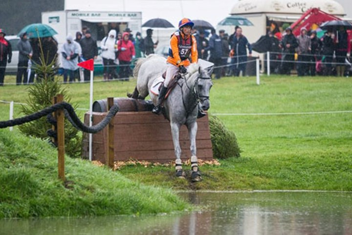 EK Eventing: Nederland klimt naar plaats vier in Blair Castle