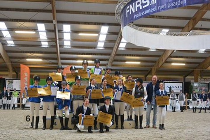 Winnaars Golden Tickets FNRS Springcompetitie bekend