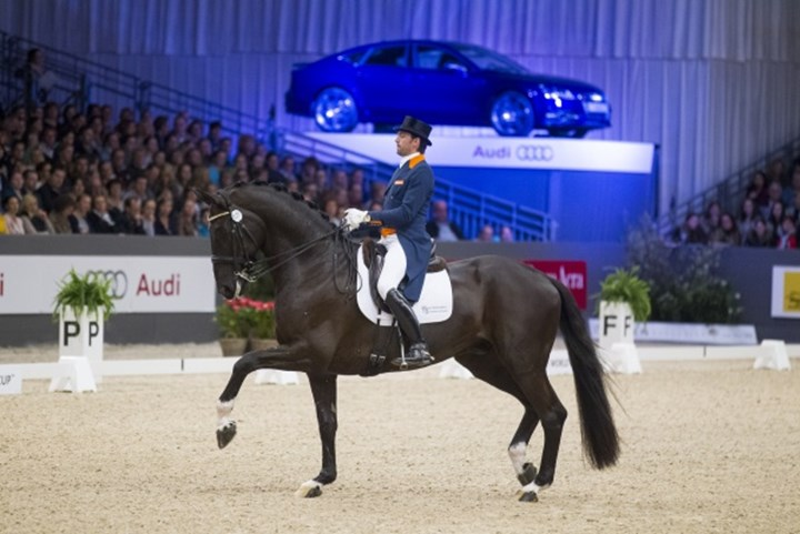 Minderhoud en Visser winnen World Dressage Masters