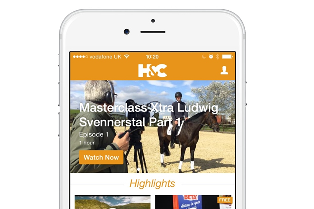 Horse & Country TV lanceert H&C Play in Nederland