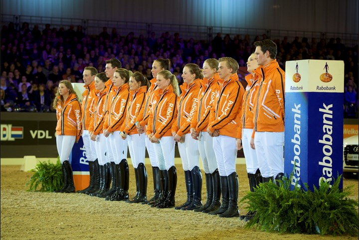 *VIDEO* Rabo Talententeam 2016 gepresenteerd op Indoor Brabant