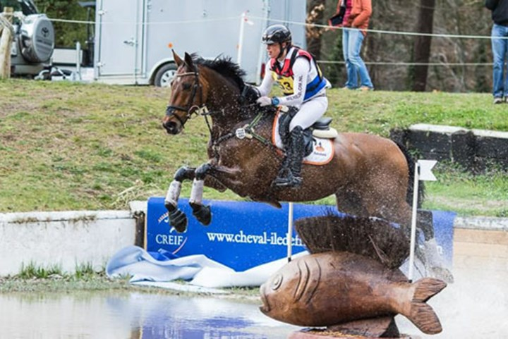 Nederlands eventingteam zesde na Cross Country in Nations Cup